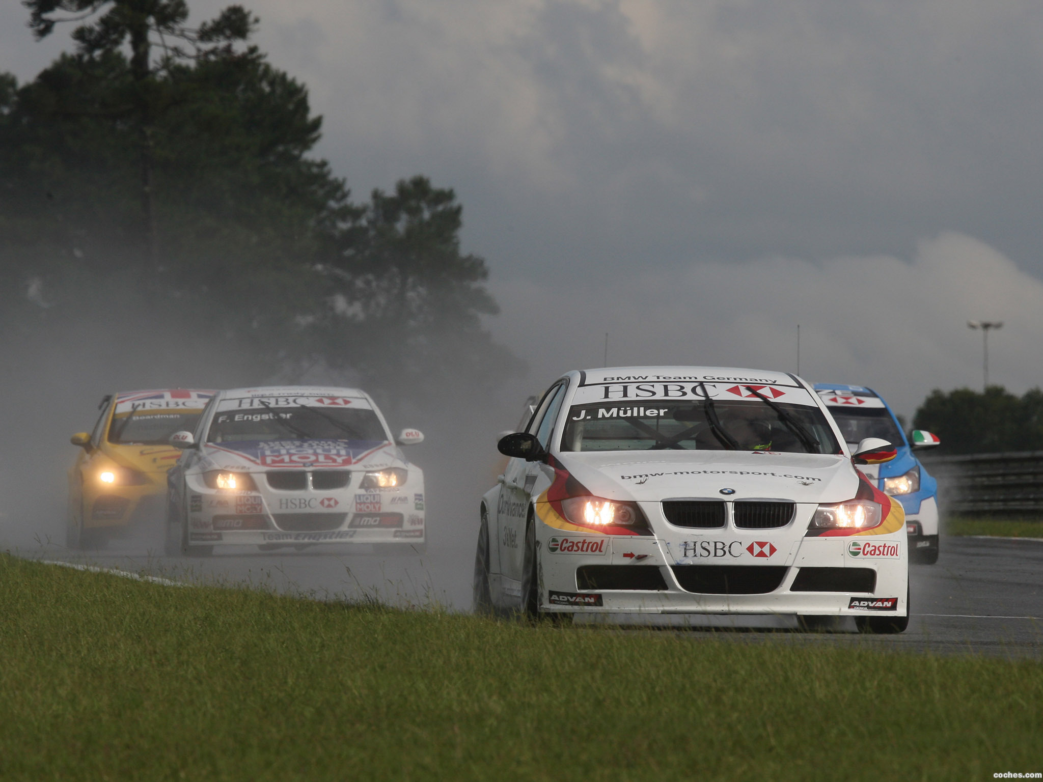Foto 4 de BMW 3-Series WTCC 2009