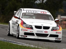 Ver foto 8 de BMW 3-Series WTCC 2009