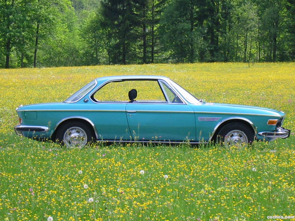 Foto 1 de BMW 3.0 CS E9 1971