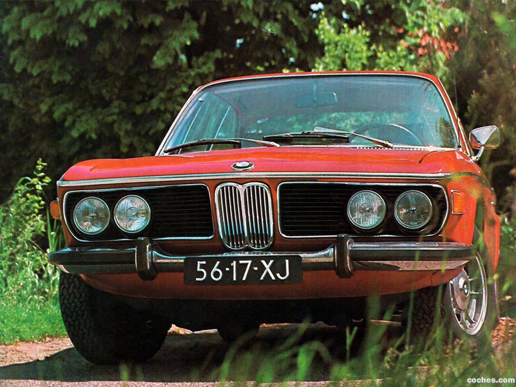 Foto 0 de BMW 3.0 CS E9 1971
