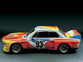 Ver foto 2 de BMW 3-0 CSL Art Car by Alexander Calder E9 1975