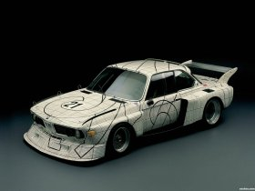 Ver foto 3 de BMW 3.0 CSL Art Car by Frank Stella E9 1976