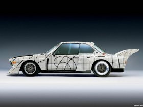 Ver foto 2 de BMW 3.0 CSL Art Car by Frank Stella E9 1976