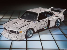 Fotos de BMW 3.0 CSL Art Car by Frank Stella E9 1976