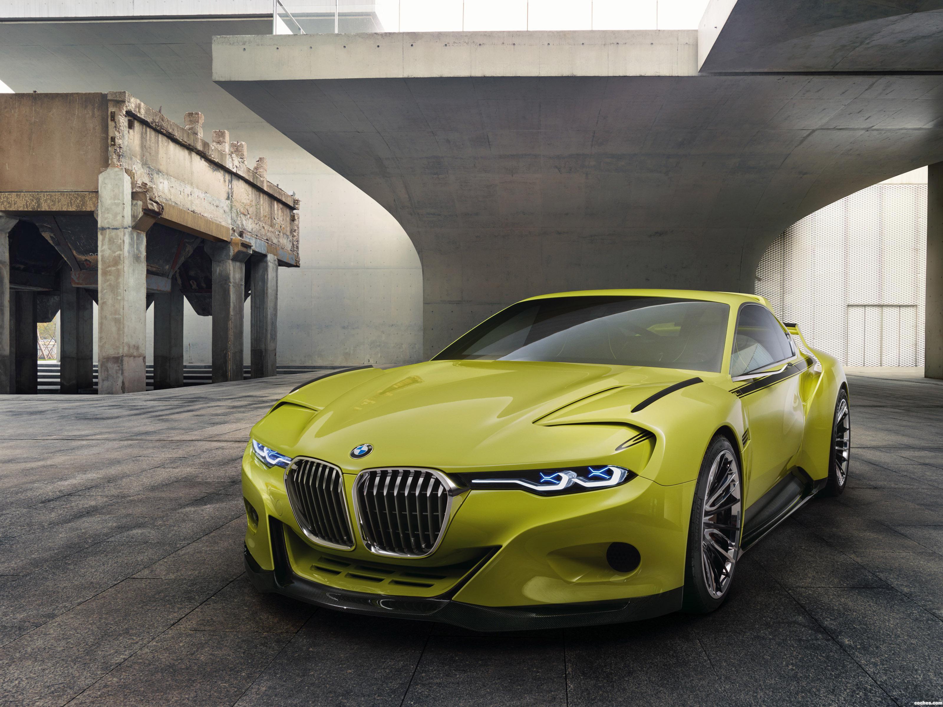 Foto 0 de BMW 3.0 CSL Hommage 2015