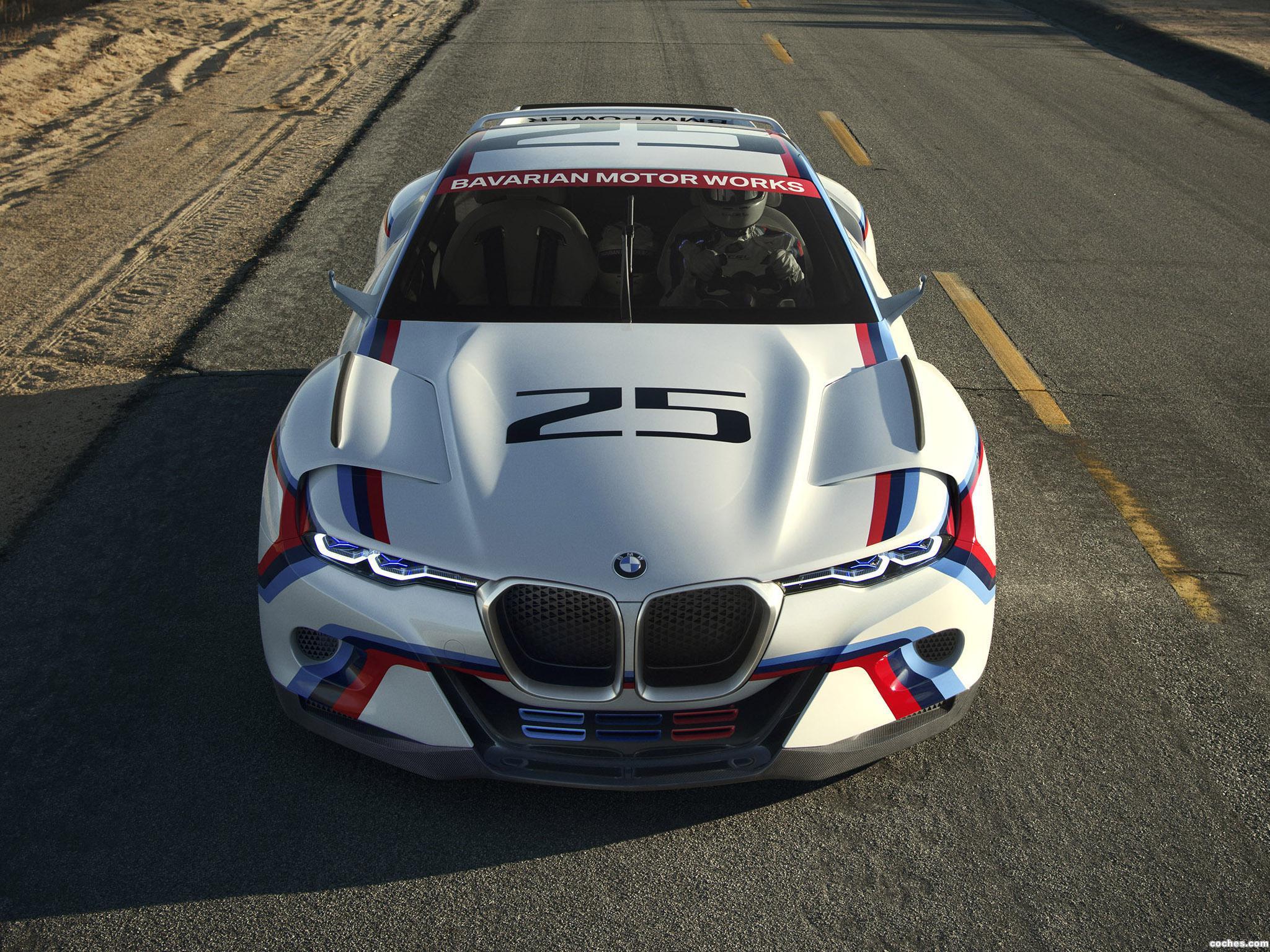 Foto 0 de BMW 3.0 CSL Hommage R 2015