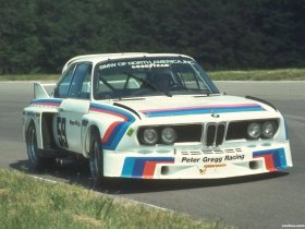 Fotos de BMW 3.0 CSL Racing Car E9 1971