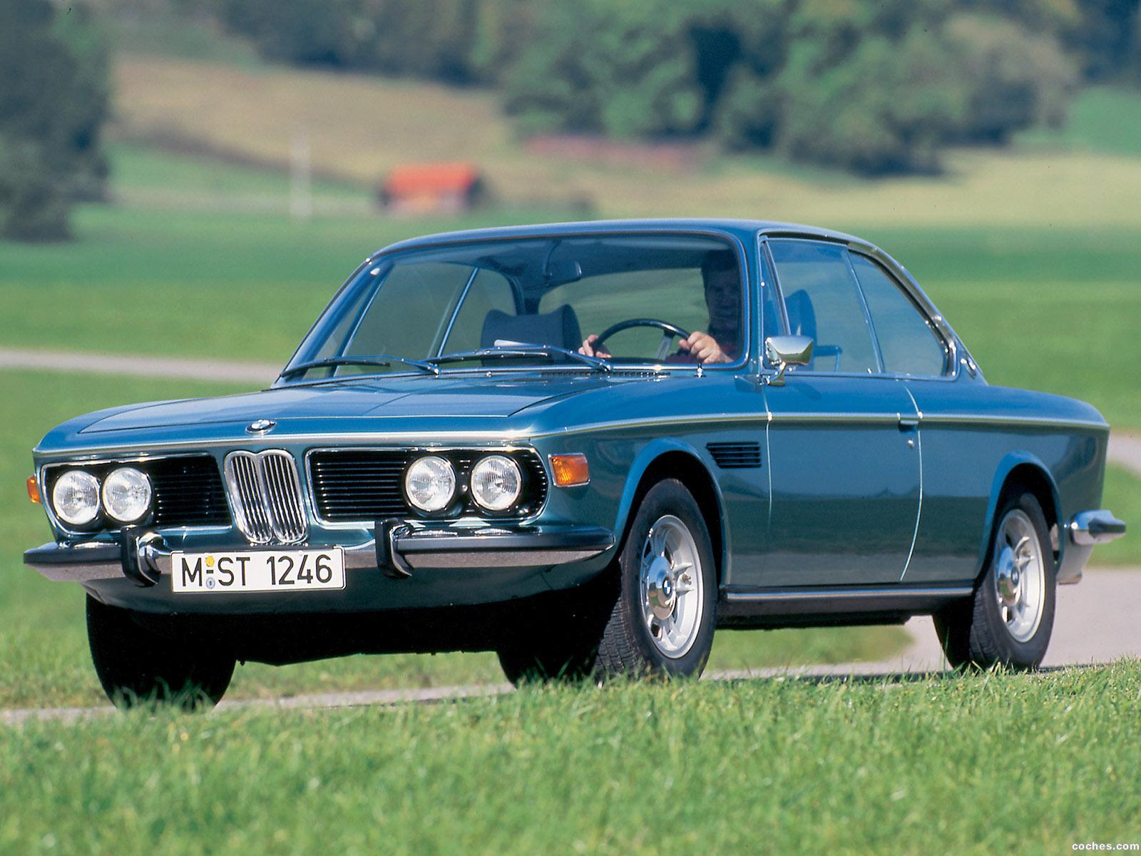 Foto 0 de BMW 3.0 CSi E9 1971