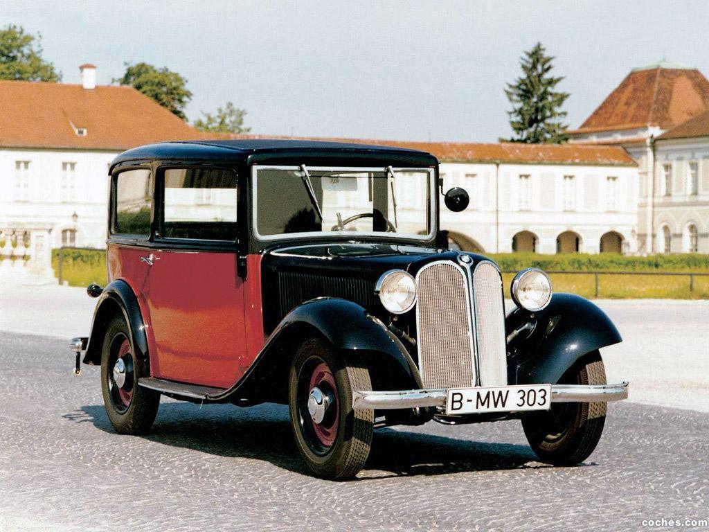 Foto 0 de BMW 303 1933