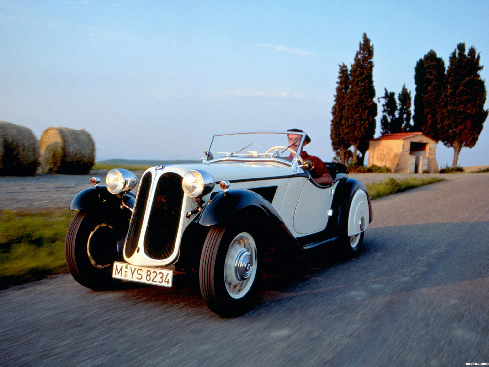 Foto 0 de BMW 315-1 Roadster