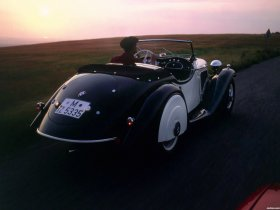 Ver foto 2 de BMW 315-1 Roadster