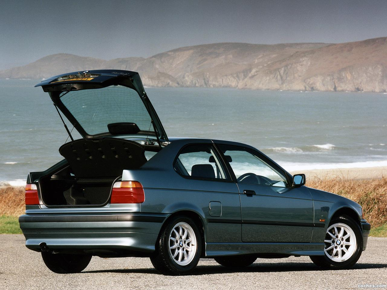 Foto 5 de BMW Serie 3 318ti Compact E36 UK 1994