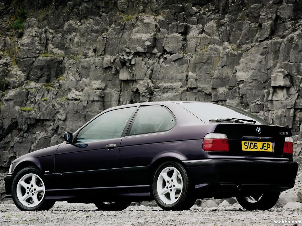 Foto 4 de BMW Serie 3 318ti Compact E36 UK 1994