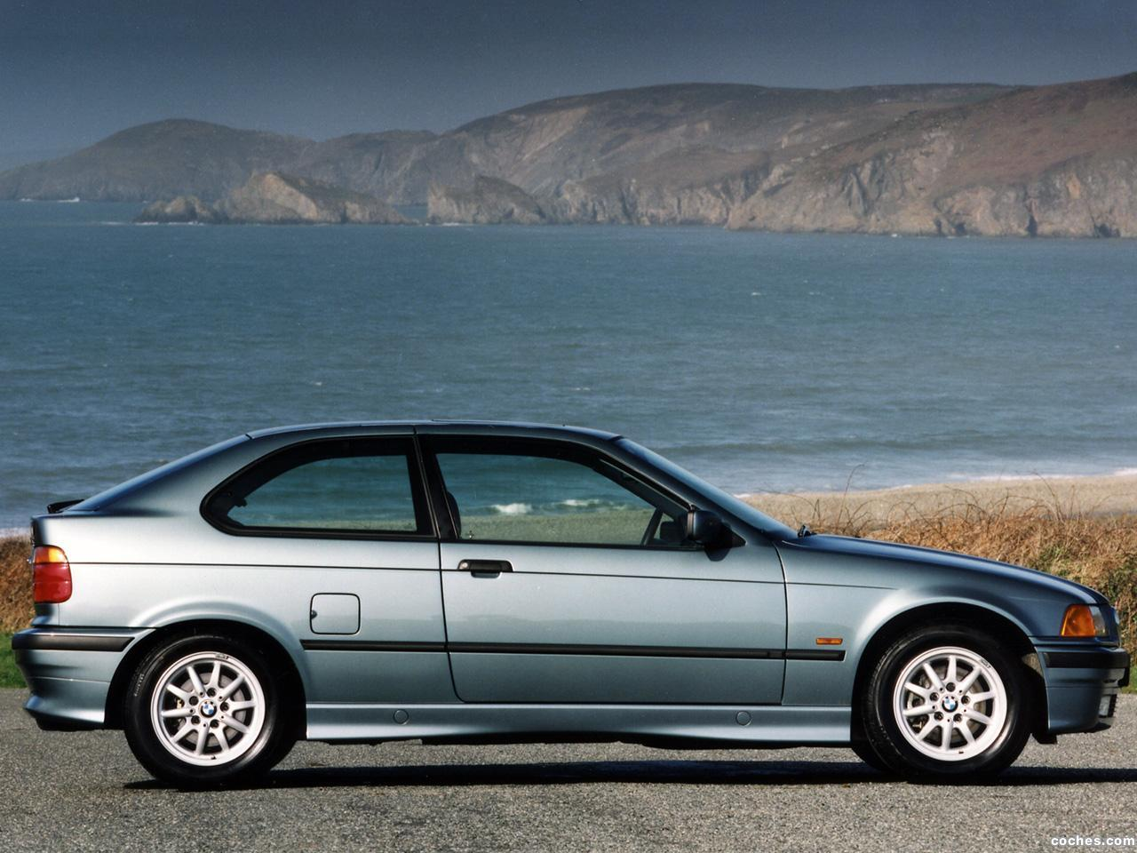 Foto 1 de BMW Serie 3 318ti Compact E36 UK 1994