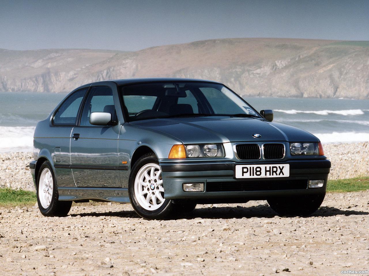 Foto 0 de BMW Serie 3 318ti Compact E36 UK 1994