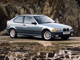 Ver foto 4 de BMW Serie 3 318ti Compact E36 UK 1994