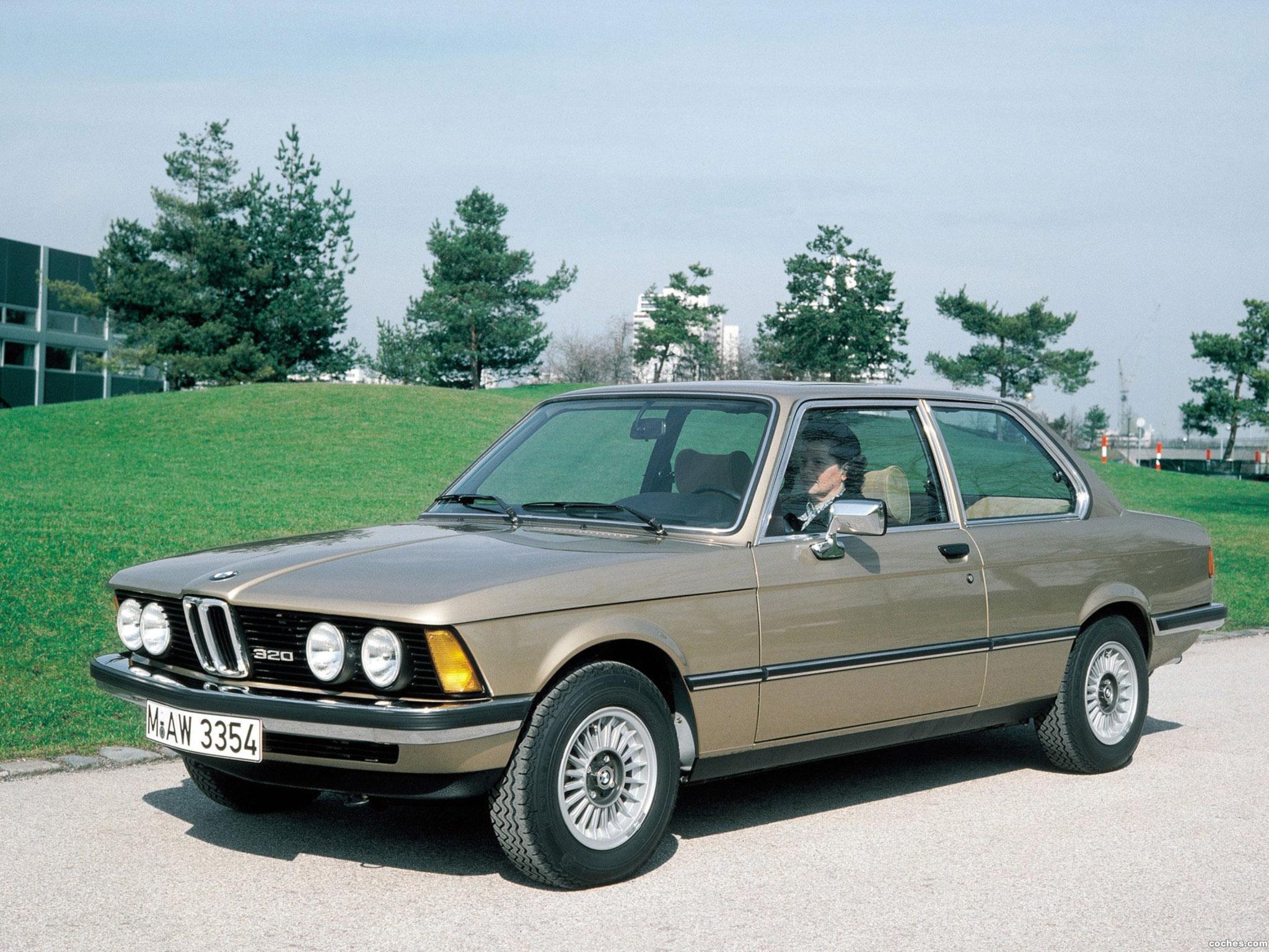 Foto 0 de BMW Serie 3 320 Coupe E21 1975