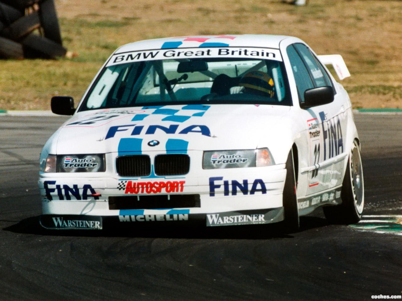Foto 0 de BMW Serie 3 320i BTCC E36 1996