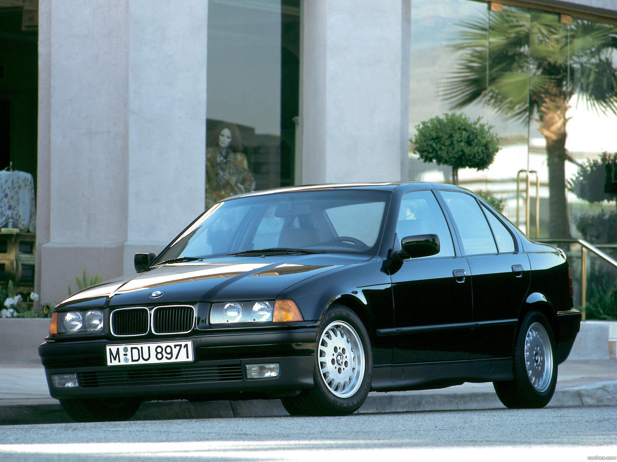 Foto 0 de BMW Serie 3 320i Sedan E36 1990
