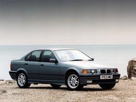 Ver foto 4 de BMW Serie 3 320i Sedan E36 1990