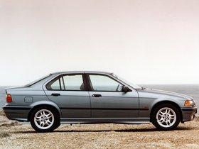 Ver foto 3 de BMW Serie 3 320i Sedan E36 1990