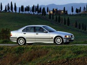 Ver foto 2 de BMW Serie 3 320i Sedan E36 1990