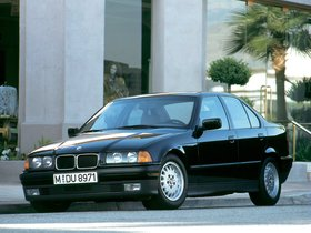 Fotos de BMW Serie 3 320i Sedan E36 1990