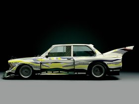 Ver foto 6 de BMW Serie 3 320i Turbo Group 5 Art Car by Roy Lichtenstein E21 1977