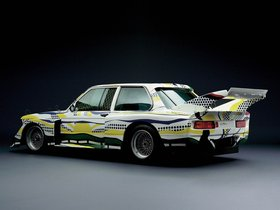 Ver foto 4 de BMW Serie 3 320i Turbo Group 5 Art Car by Roy Lichtenstein E21 1977