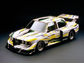 Ver foto 3 de BMW Serie 3 320i Turbo Group 5 Art Car by Roy Lichtenstein E21 1977