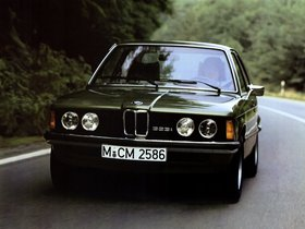 BMW Serie 3 323i Coupe E21 1978
