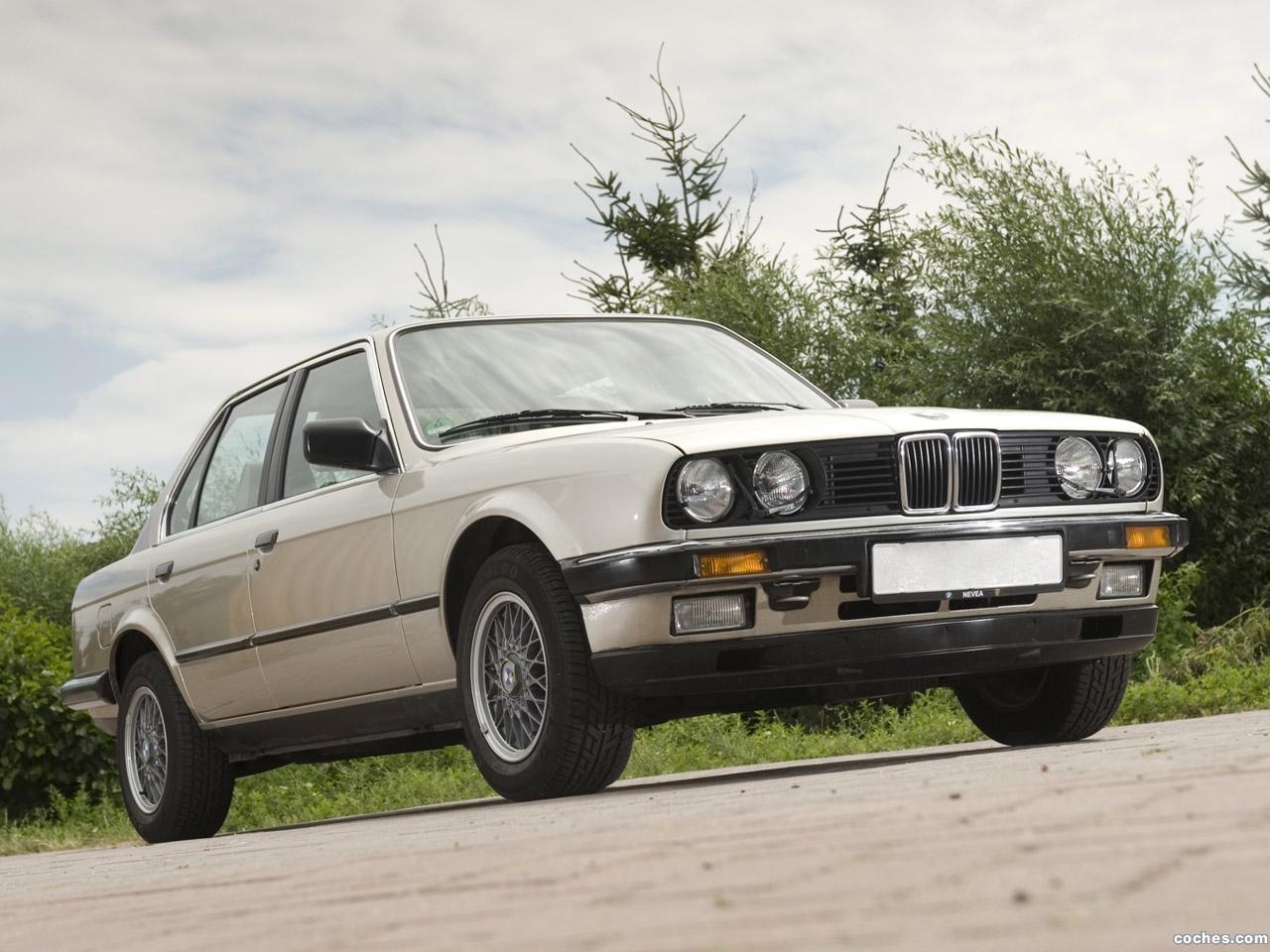 Foto 0 de BMW Serie 3 Sedan 325e E30 1983