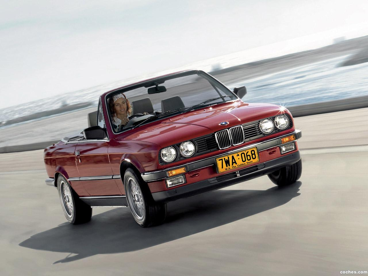 Foto 0 de BMW Serie 3 325i Cabrio E30 1986