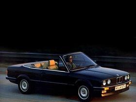 Ver foto 4 de BMW Serie 3 325i Cabrio E30 1986