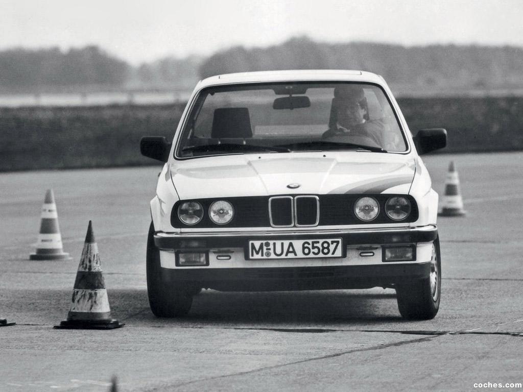 Foto 0 de BMW Serie 3 325i Coupe E30 1983