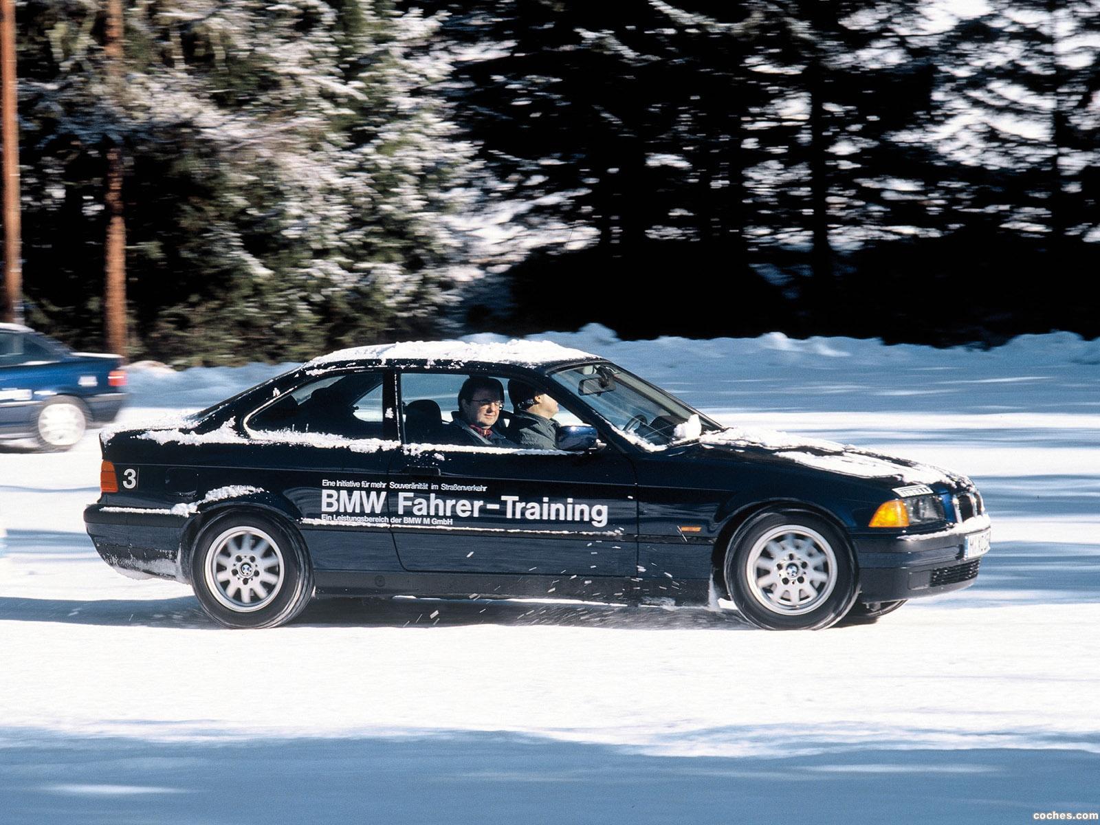 Foto 1 de BMW Serie 3 Coupe 325i E36 1991