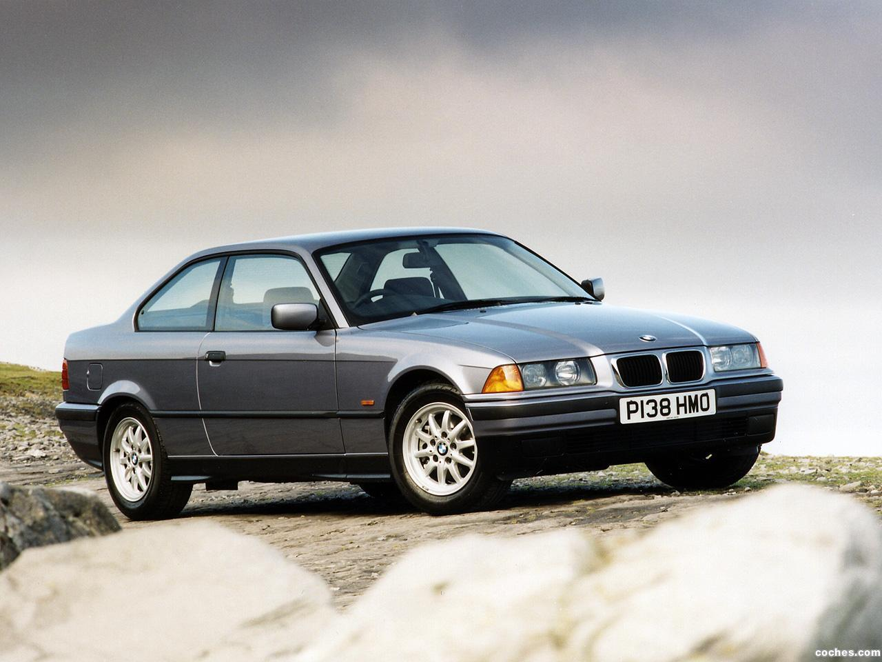 Fotos De Bmw Serie 3 Coupe 325i E36 1991