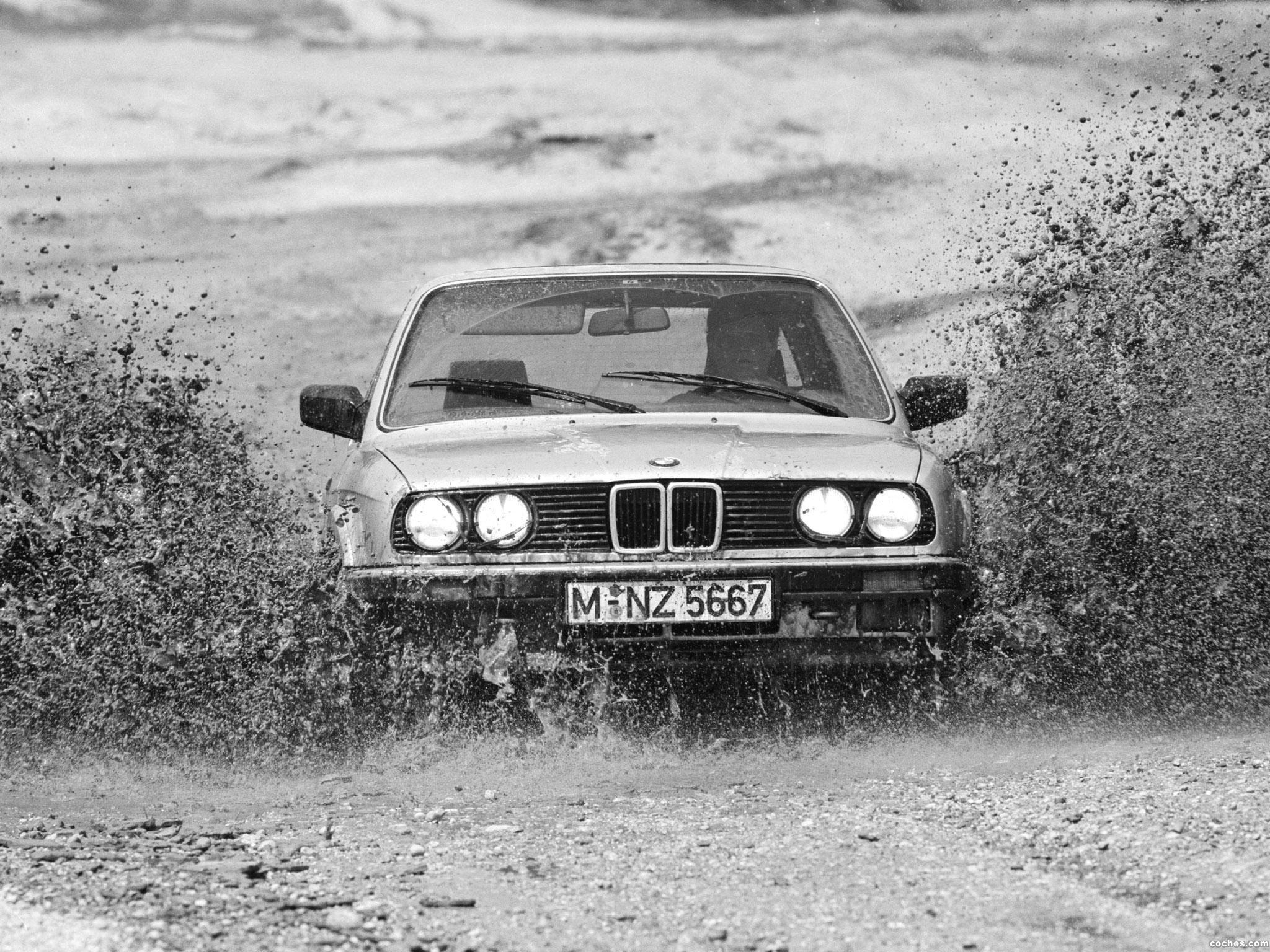 Foto 0 de BMW Serie 3 325iX Coupe E30 1987