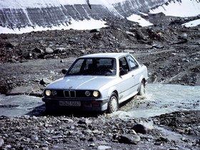 Ver foto 8 de BMW Serie 3 325iX Coupe E30 1987