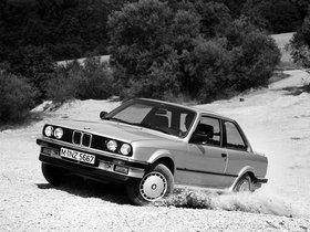Ver foto 6 de BMW Serie 3 325iX Coupe E30 1987
