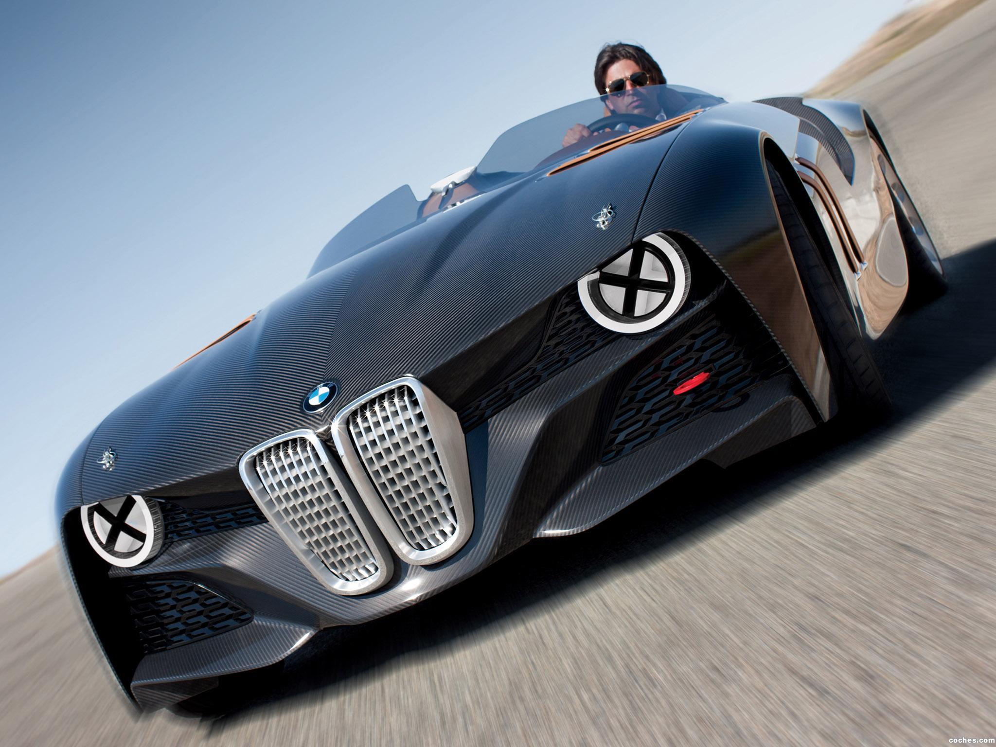 Foto 0 de BMW 328 Hommage Concept 2011