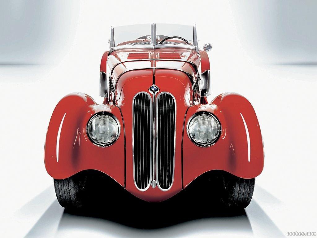 Foto 7 de BMW 328 Roadster 1936