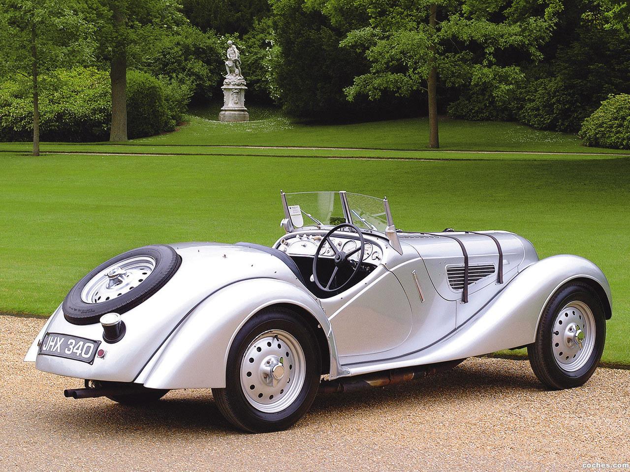Foto 4 de BMW 328 Roadster 1936