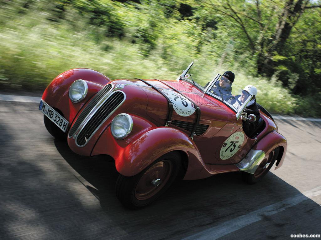 Foto 3 de BMW 328 Roadster 1936