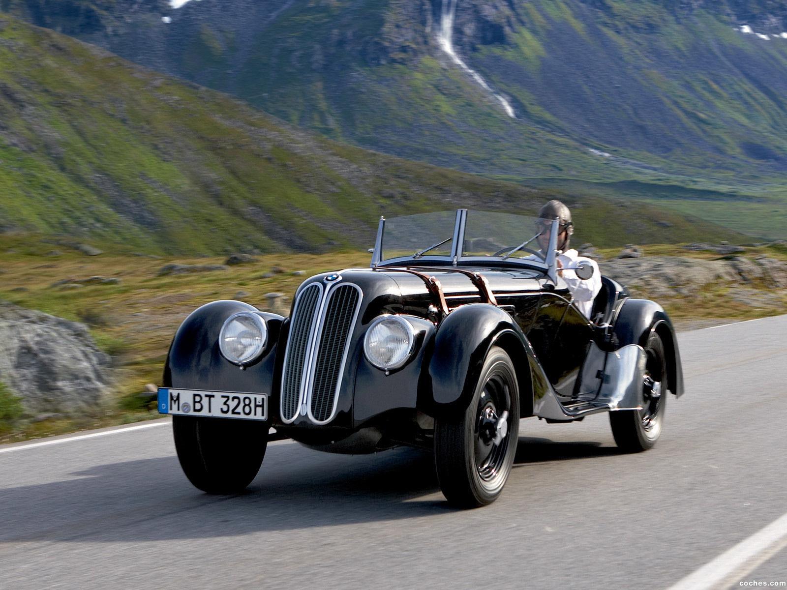 Foto 0 de BMW 328 Roadster 1936