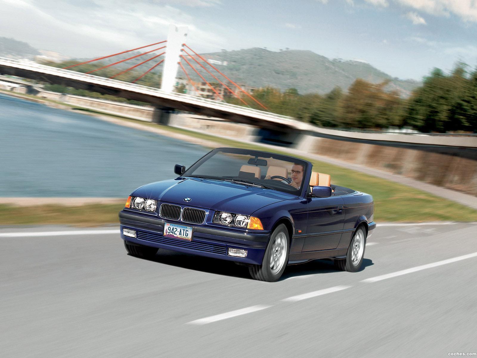 Foto 3 de BMW Serie 3 E36 Cabrio 328i  1995