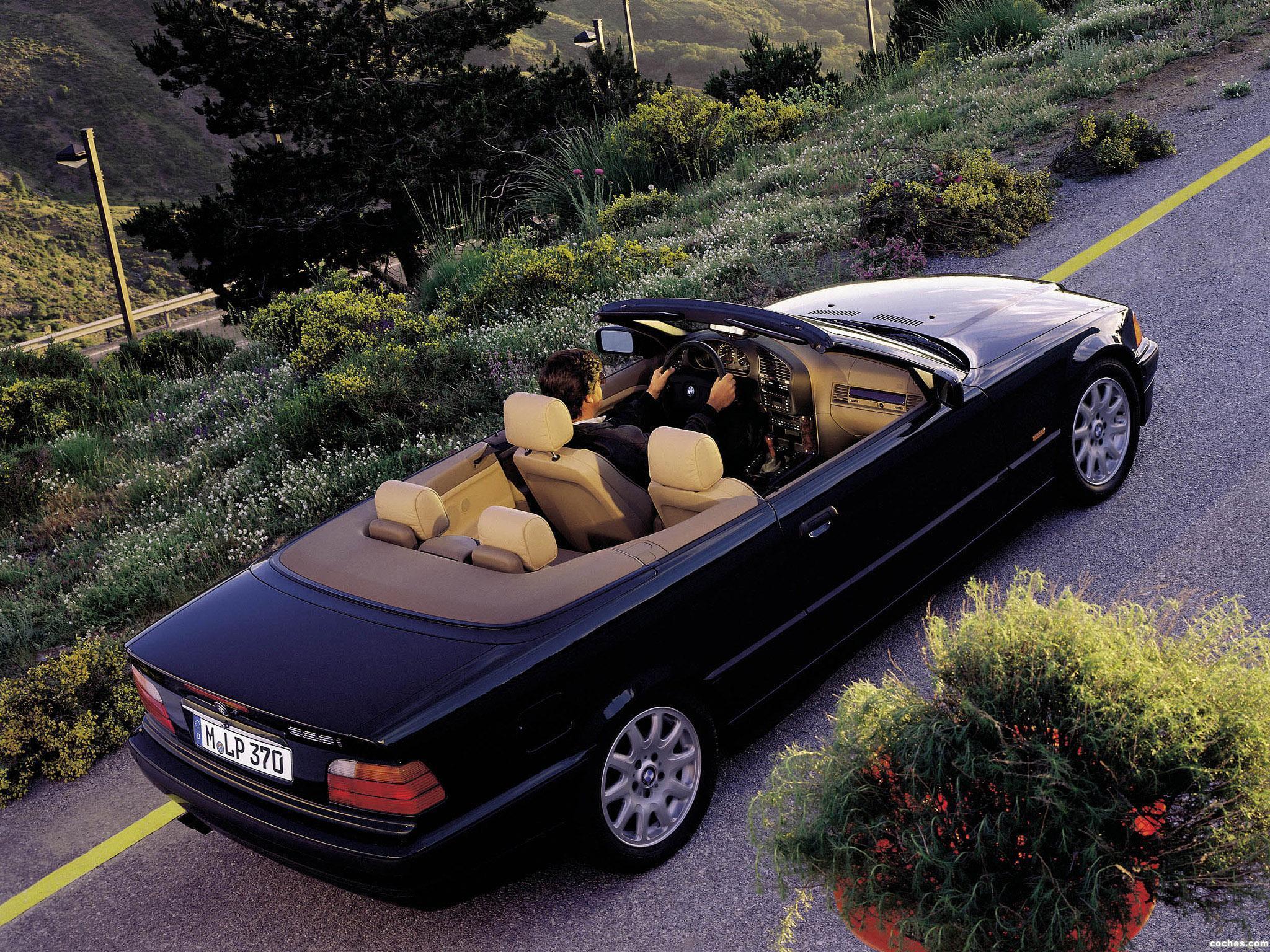 Foto 2 de BMW Serie 3 E36 Cabrio 328i  1995