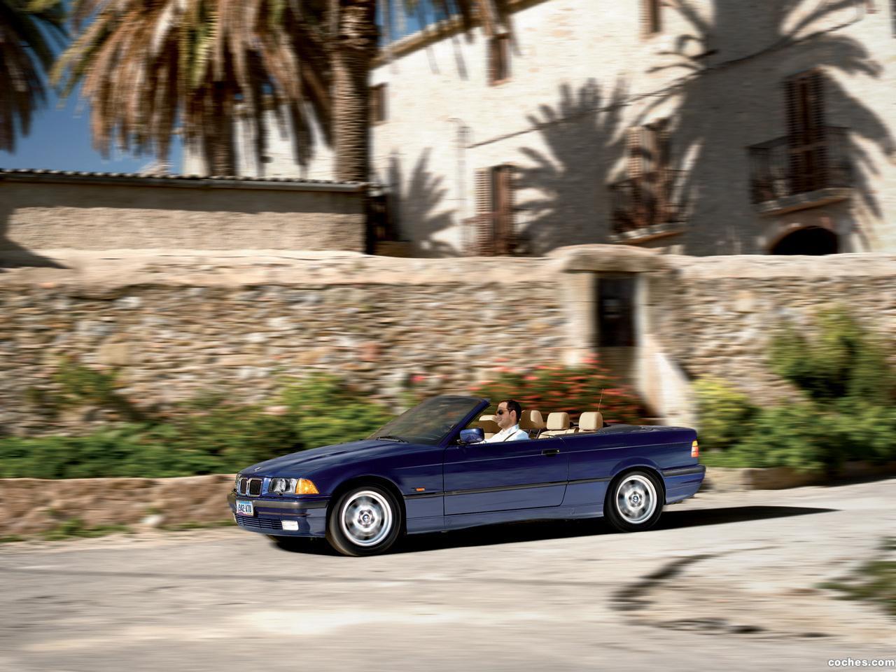 Foto 1 de BMW Serie 3 E36 Cabrio 328i  1995