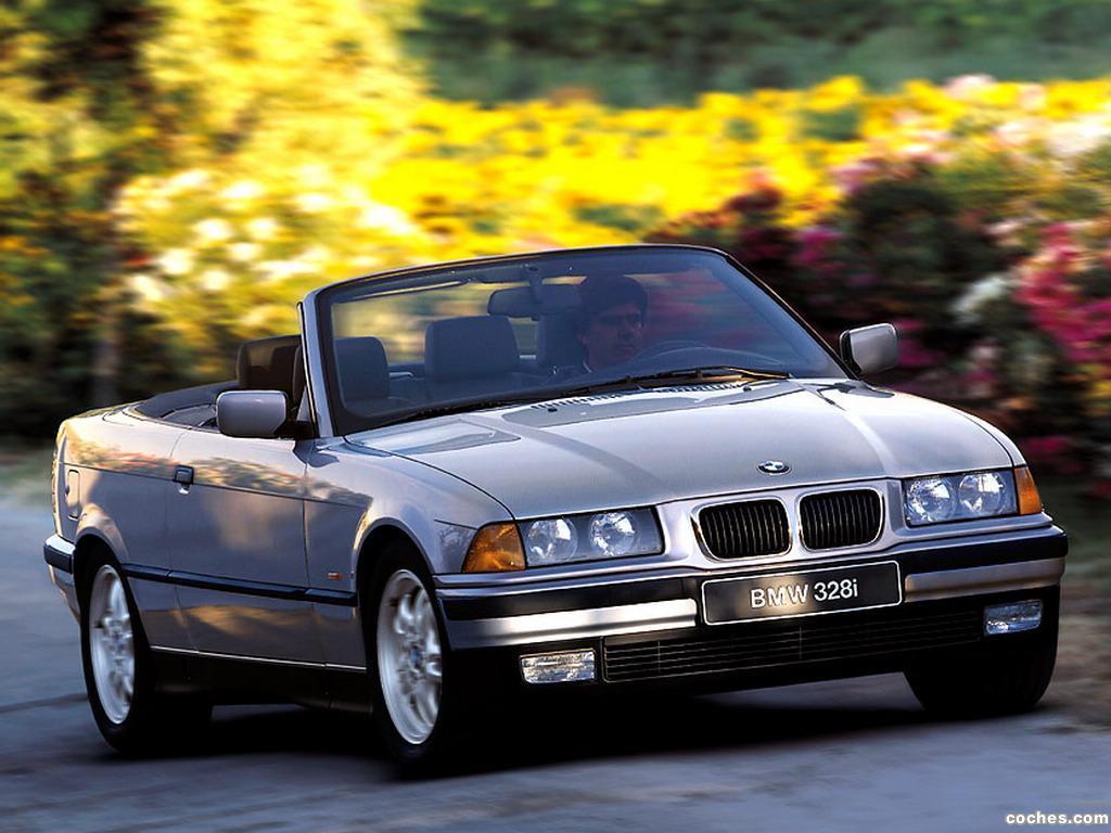 Foto 0 de BMW Serie 3 E36 Cabrio 328i  1995