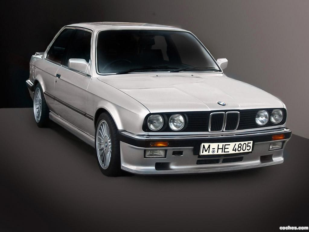 fotos de bmw serie 3 333i e30 1985. Black Bedroom Furniture Sets. Home Design Ideas